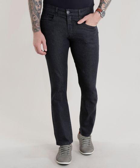 Calca-Jeans-Slim-com-Algodao---Sustentavel-Preta-8594104-Preto_1