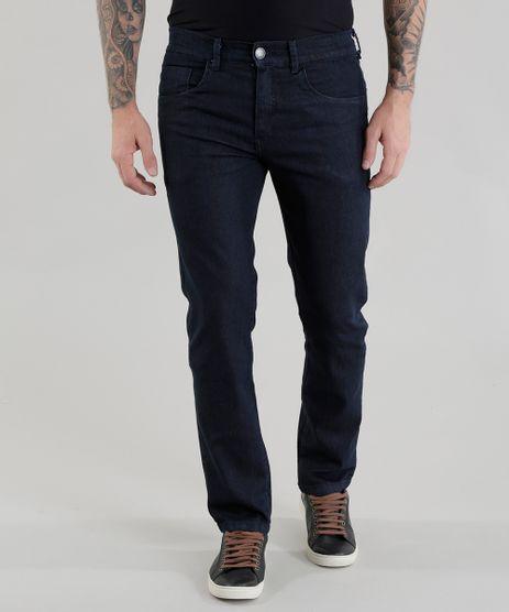 Calca-Jeans-Slim-em-Algodao---Sustentavel-Azul-Escuro-8594484-Azul_Escuro_1