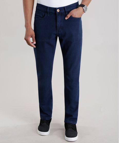 Calca-Jeans-Reta-com-Algodao---Sustentavel-Azul-Escuro-8709462-Azul_Escuro_1