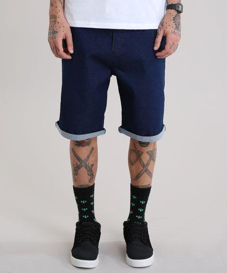 Bermuda-Jeans-Relaxed-Azul-Escuro-8911773-Azul_Escuro_1