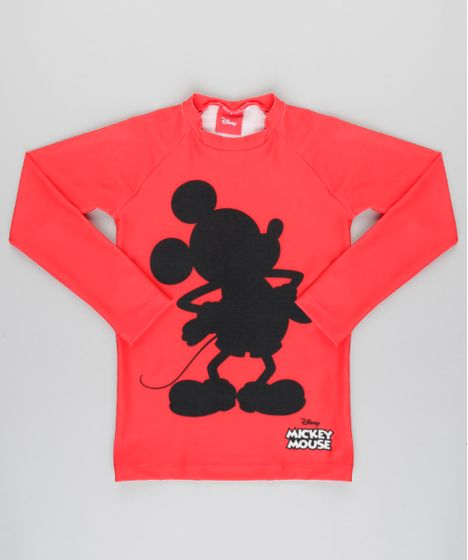 441f904bf Camiseta-Mickey-com-protecao-UV50--Vermelha-8907219-Vermelho 1 ...
