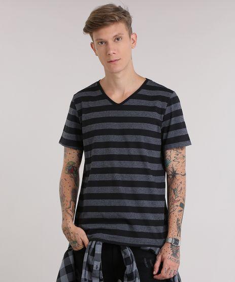 Camiseta-Listrada-Preta-8260085-Preto_1