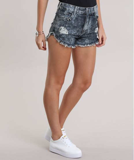 Short-Jeans-Diamond-com-Aviamentos-Azul-Escuro-8835825-Azul_Escuro_1