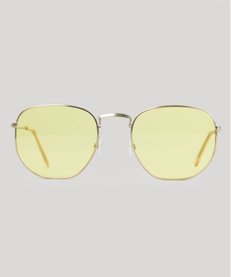 Oculos-de-Sol-Quadrado-Feminino-Oneself-Dourado-8842415-Dourado_1