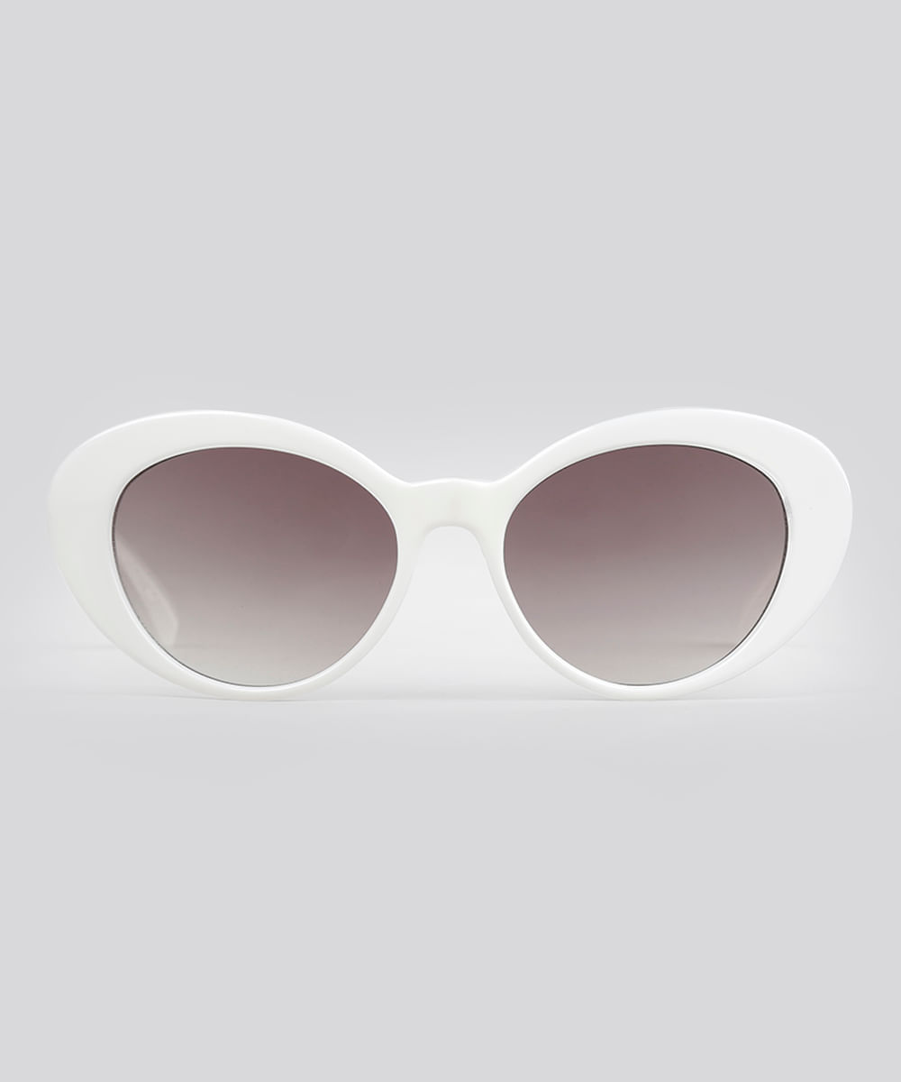 1562eace9 ... Oculos-de-Sol-Gatinho-Feminino-Oneself-Branco-9010905-