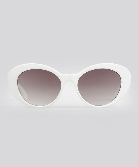 Oculos-de-Sol-Gatinho-Feminino-Oneself-Branco-9010905-Branco_1