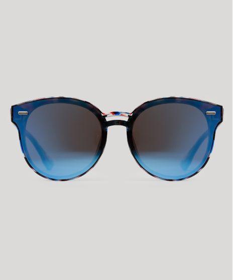 Oculos-de-Sol-Redondo-Feminino-Oneself-Tartaruga-9015909-Tartaruga_1