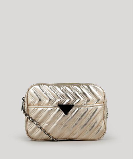 Bolsa-Transversal-Metalizada-com-Matelasse-Dourada-8626405-Dourado_1