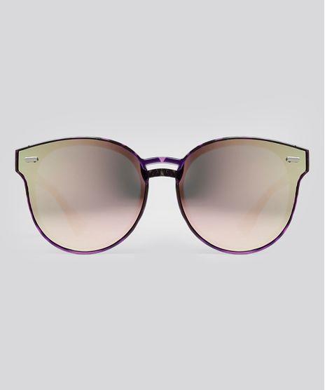 Oculos-de-Sol-Redondo-Feminino-Oneself-Tartaruga-9015906-Tartaruga_1