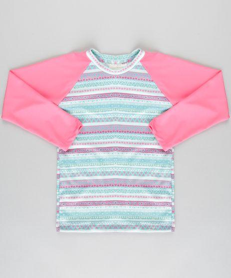 Blusa-Estampada-Etnica-com-Protecao-UV-50--Verde-8829646-Verde_1