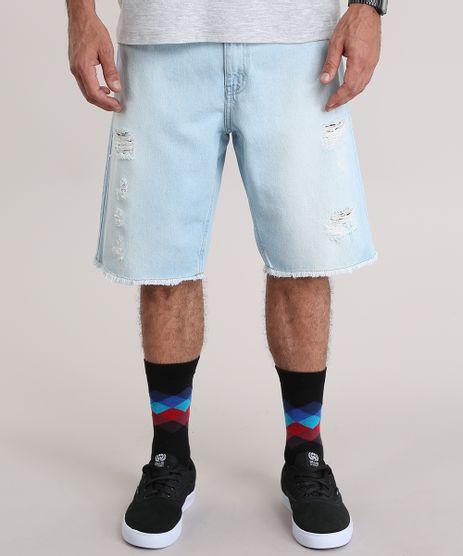 Bermuda-Jeans-Destroyed-Azul-Claro-8872790-Azul_Claro_1
