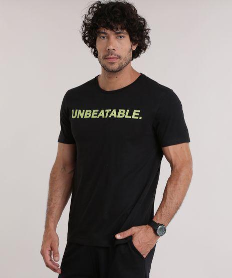 Camiseta-Ace--Unbeatable--Preta-8862527-Preto_1