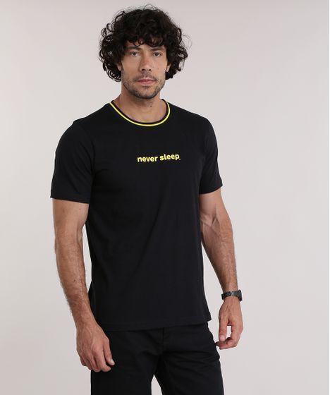 087c9079a Camiseta--Never-Sleep---Preta-9038931-Preto 1 ...