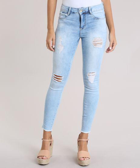 Calca-Jeans-Cigarrete-Destroyed-Sawary-Azul-Claro-9058297-Azul_Claro_1