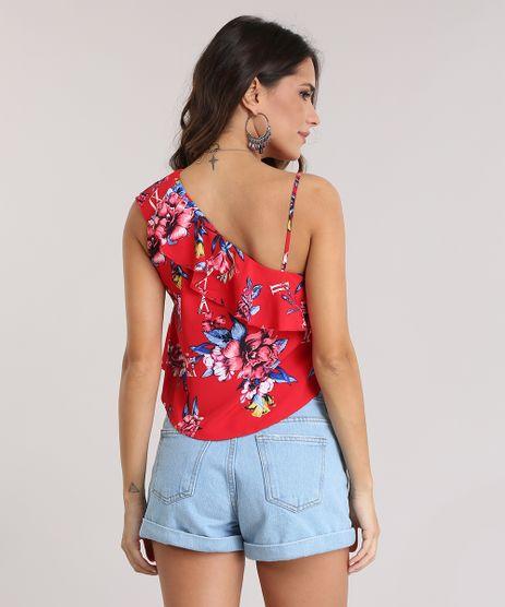 Blusa-Um-Ombro-So-Estampada-Floral-com-Babado-Vermelha-8725031-Vermelho_2