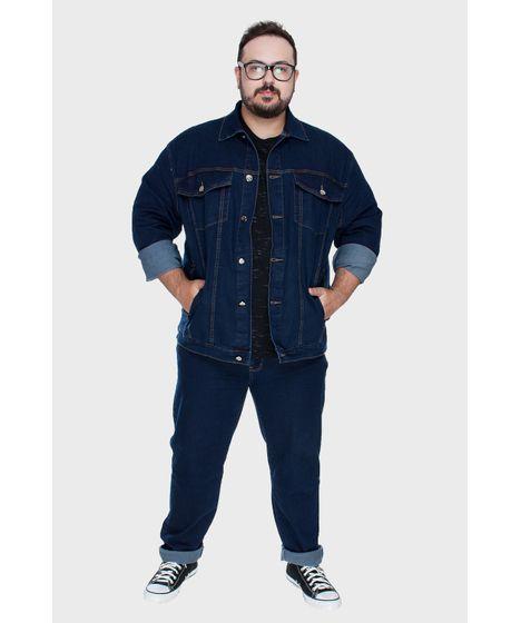 9922be5ff5 Jaqueta Jeans Classic Plus Size - cea