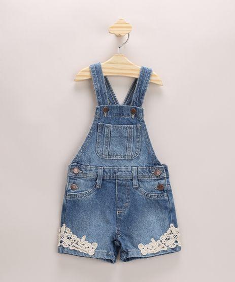 Jardineira-Jeans-Infantil-com-Renda-Azul-Medio-9966138-Azul_Medio_1