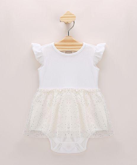 Body-Vestido-Infantil-com-Tule-e-Babado-Manga-Curta-Off-White-9967815-Off_White_1