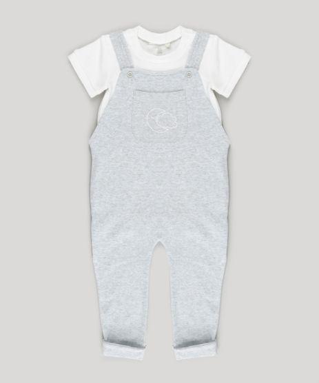 Conjunto-de-Body-Off-White---Macacao-Lua-em-Algodao---Sustentavel-Cinza-Mescla-8674275-Cinza_Mescla_1