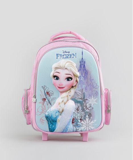 07957de3b Mochila Escolar Infantil Frozen