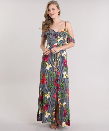 Vestido-Longo-Open-Shoulder-Estampado-Floral-Azul-Marinho-8832031-Azul_Marinho_1