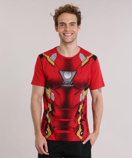 Camiseta-Homem-de-Ferro-Vermelha-8911746-Vermelho_1
