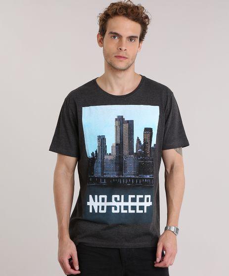 Camiseta--No-Sleep--Cinza-Mescla-Escuro-8922224-Cinza_Mescla_Escuro_1