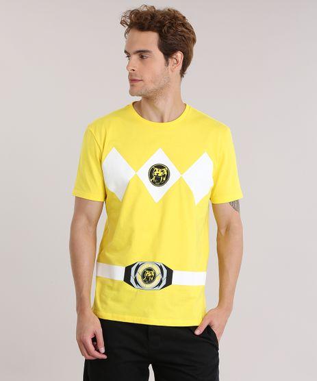 Camiseta-Power-Ranger-Amarela-8525423-Amarelo_1