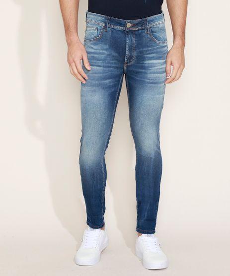 Calca-Jeans-Masculina-Skinny-Azul-Escuro-9968766-Azul_Escuro_1