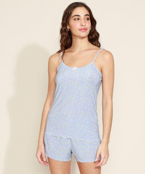 Short-Doll-Feminino-Estampado-Floral-Alca-Fina-Azul-9958858-Azul_1