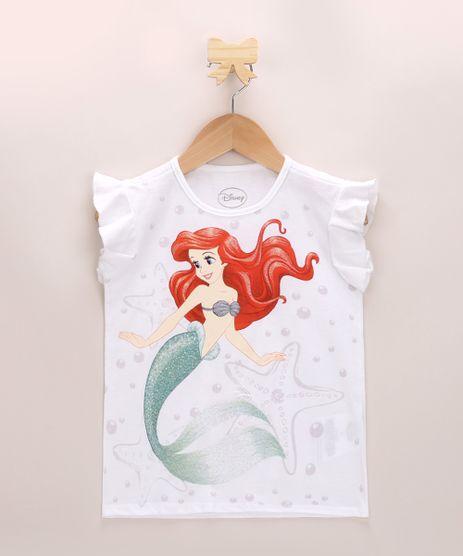 Blusa-Infantil-Ariel-As-Princesas-Manga-Curta-com-Babados-Off-White-9954102-Off_White_1
