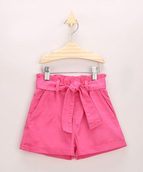 Short-Infantil-Clochard-com-Bolsos-e-Faixa-para-Amarrar-Pink-9965919-Pink_1