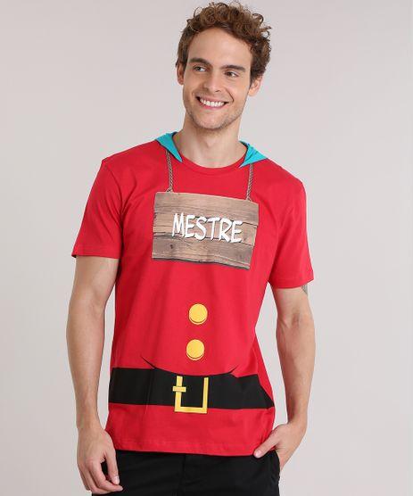 Camiseta-7-Anoes--Mestre--com-Capuz-Vermelha-8933855-Vermelho_1
