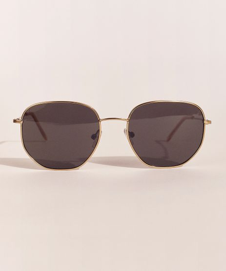 Oculos-de-Sol-Oval-Feminino-Ostra-Brasil-Dourado-9966386-Dourado_1