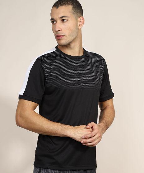 Camiseta-Masculina-Esportiva-Ace-com-Recorte-Manga-Curta-Gola-Careca-Preta-9972451-Preto_1