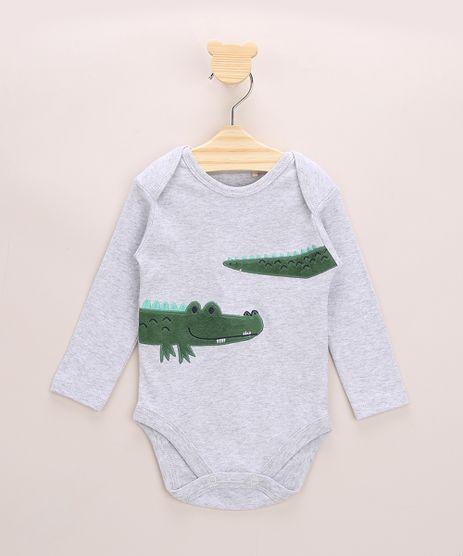 Body-Infantil-Jacare-Flocado-Manga-Longa-Gola-Careca-Cinza-Mescla-9948328-Cinza_Mescla_1