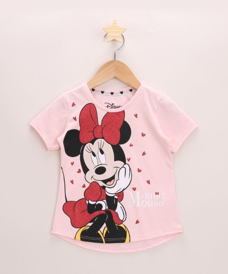Blusa-Infantil-Minnie-Manga-Curta-Decote-Redondo-Rosa-9965192-Rosa_1