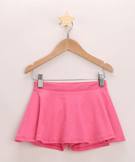 Short-Saia-Infantil-com-Glitter-Rosa-9855683-Rosa_1
