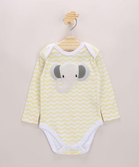 Body-Infantil-Elefante-Estampado-Zig-Zag-Manga-Longa-Amarelo-9948321-Amarelo_1