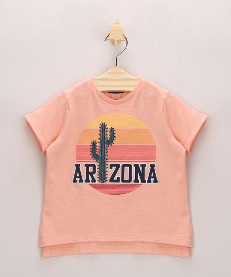 Blusa-Infantil--Arizona--Manga-Curta-Rosa-9964051-Rosa_1