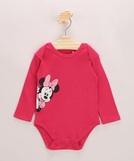 Body-Infantil-Minnie-Mouse-Manga-Longa-Rosa-9956982-Rosa_1