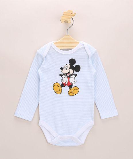 Body-Infantil-Estampado-Listrado-Mickey-Mouse-Manga-Longa-Branco-9957040-Branco_1