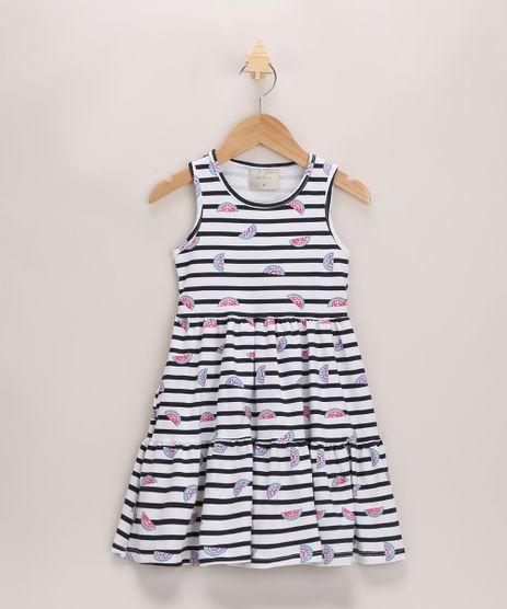 Vestido-Infantil-Estampado-Listrado-e-Melancia-com-Recortes-Sem-Manga-Branco-9965055-Branco_1