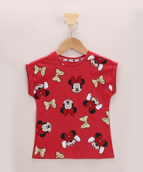 Blusa-Infantil-Estampada-Minnie-Mouse-Manga-Curta-Vermelha-9965198-Vermelho_1