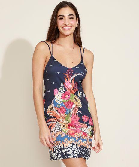Vestido-Feminino-Curto-Estampado-Floral-Alca-Dupla-Fina-Decote-Redondo-Azul-Marinho-9968012-Azul_Marinho_1
