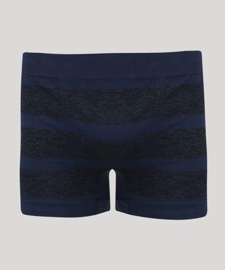 Cueca-Masculina-Boxer-Sem-Costura-Listrada-Azul-Marinho-9910690-Azul_Marinho_1