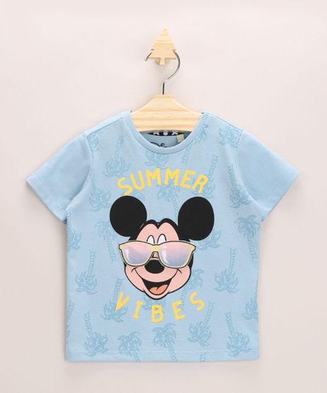 Camiseta-Infantil-Mickey-Estampa-Interativa-Manga-Curta-Azul-Claro-9964052-Azul_Claro_1