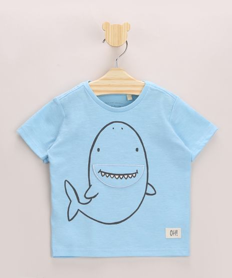 Camiseta-Infantil-Tubarao-Estampa-Interativa-Manga-Curta-Gola-Careca-Azul-Claro-9969679-Azul_Claro_1