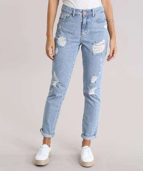 Calca-Jeans-Mom-Pants-Destroyed-Azul-Claro-8832735-Azul_Claro_1
