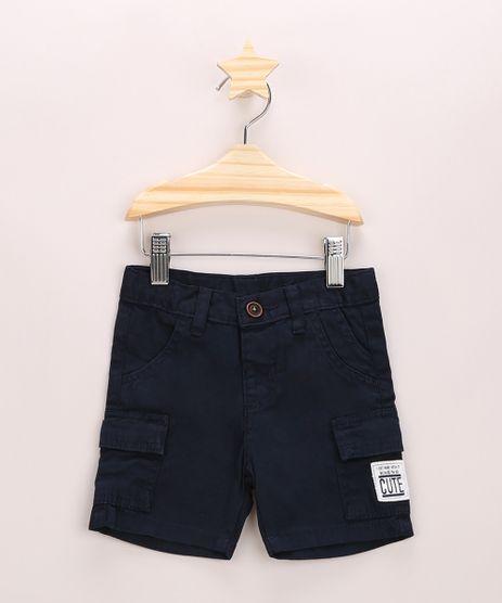 Bermuda-de-Sarja-Infantil-Cargo-Azul-Marinho-9968309-Azul_Marinho_1